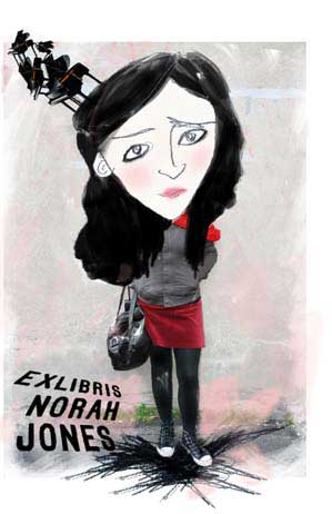 EXLIBRIS NORAH JONES / Mixed Media, CRD