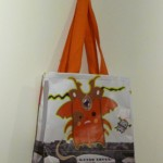 CHARACTER DESIGN BAG